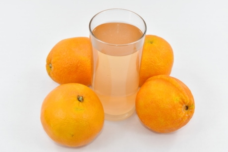 Beverage, eau douce, jus de fruits, zeste d'orange, oranges, agrumes, mandarine, vitamine, en bonne santé, orange