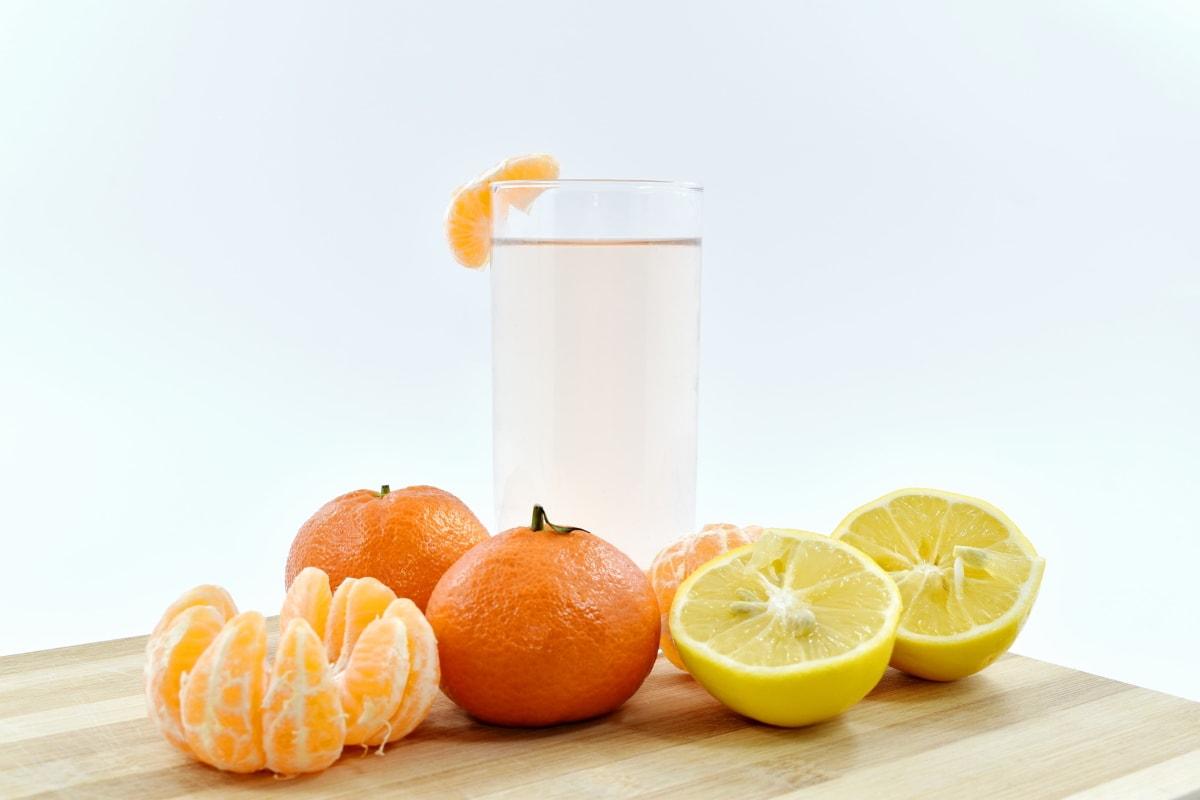 beverage, citrus, fresh water, lemonade, oranges, tangerine, tasty, juice, mandarin, lemon
