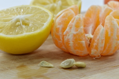 exotic, kernel, lemon, mandarin, seed, juice, citrus, food, fruit, healthy