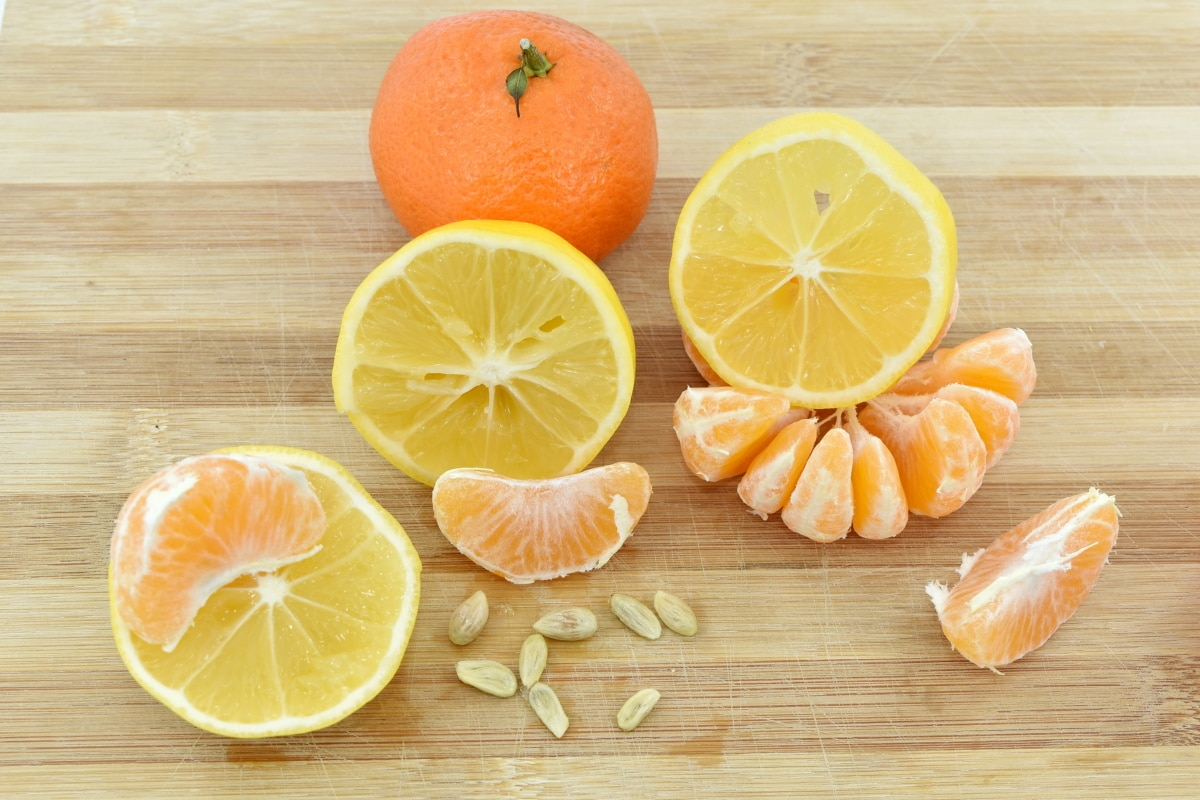 delicious, diet, kernel, lemon, nutritient, oranges, slices, healthy, orange, vitamin