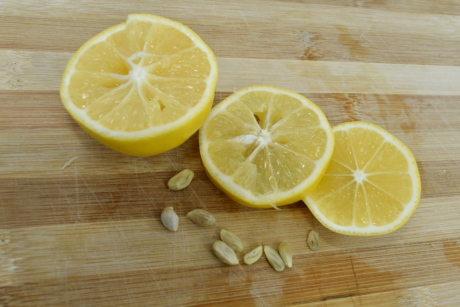 close-up, detail, half, lemon, seed, slices, healthy, citrus, juice, fresh