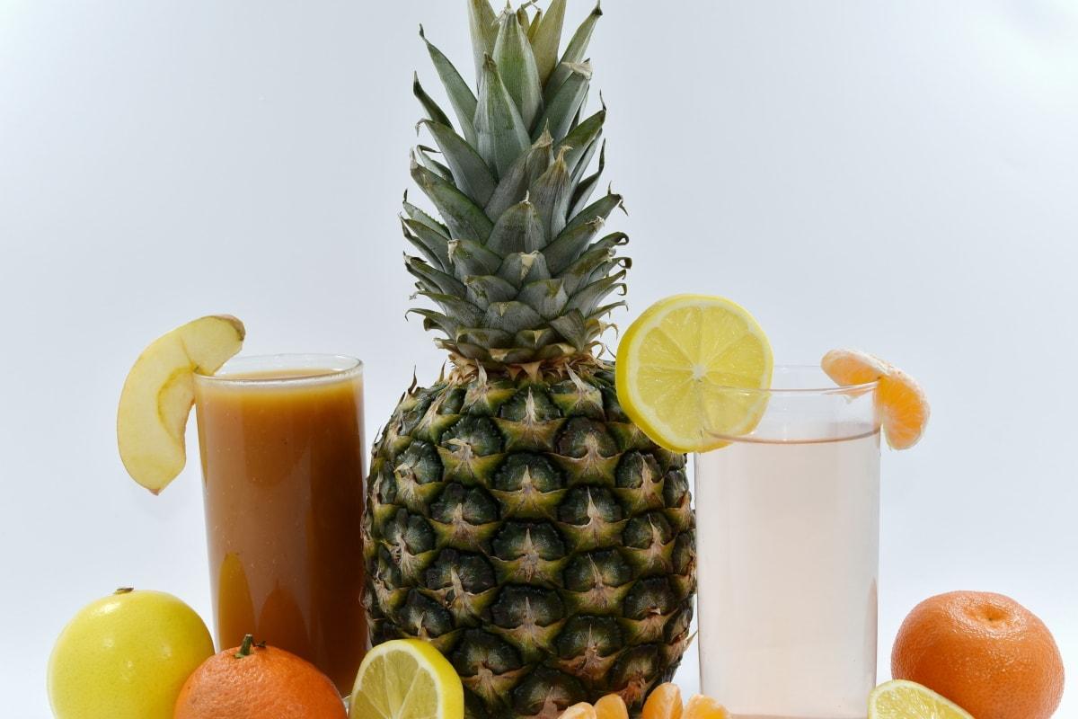 beverage, cocktails, exotic, food, healthy, tropical, fruit, pineapple, juice, drink