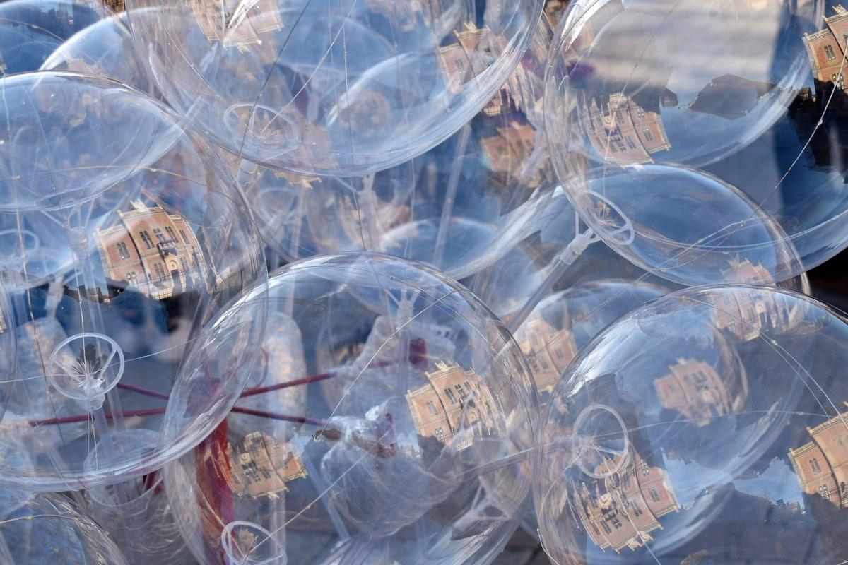 μπαλόνι, επίδραση, πλαστικό, κατηγοριοποίηση, παιχνίδια, διαφανή, οπτικά εφέ, Περίληψη, Σχεδιασμός, πρόστιμο