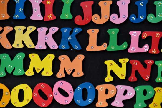 alphabet, blackboard, colorful, wooden, cute, collection, fun, illustration, toy, funny