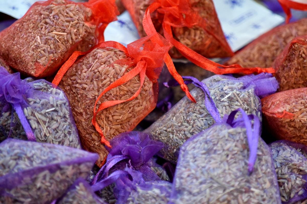 aromatherapy, fragrance, handmade, lavender, tea, tea bag, herb, aromatic, traditional, medicine