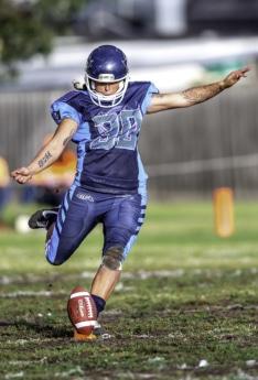 azione, palla, casco, gamba, movimento, giocatore, Rugby, in esecuzione, Sport, concorrenza