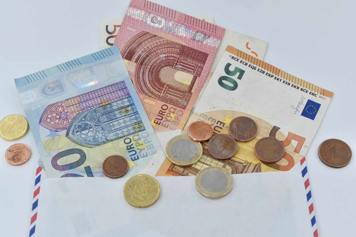 interest, investment, letter, loan, savings, banking, euro, coins, money, finance