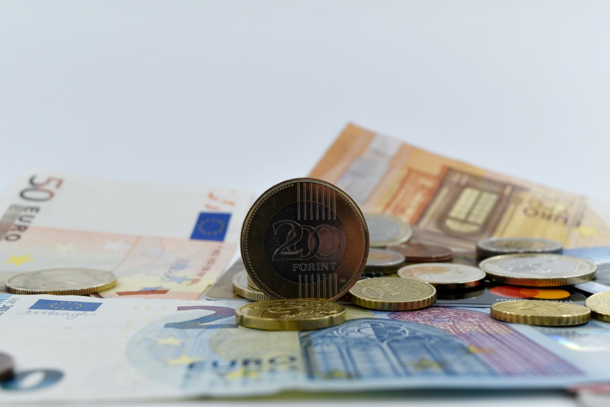 economic growth, forint, golden glow, investment, rich, money, currency, business, savings, finance