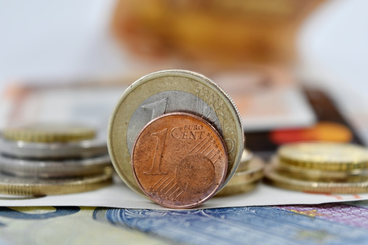 cent, euro, European, interest, investment, loan, money, currency, indoors, savings
