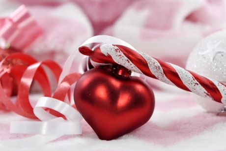heart, love, new year, romantic, romance, sugar, winter, shining, bright, celebration