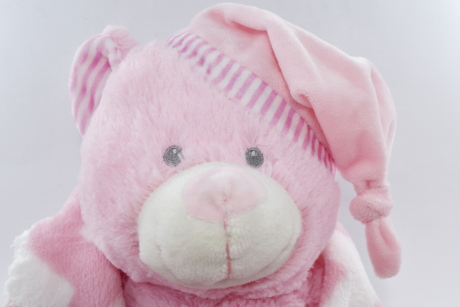 pink, plush, teddy bear toy, toys, cute, funny, innocence, fur, fun, fashion