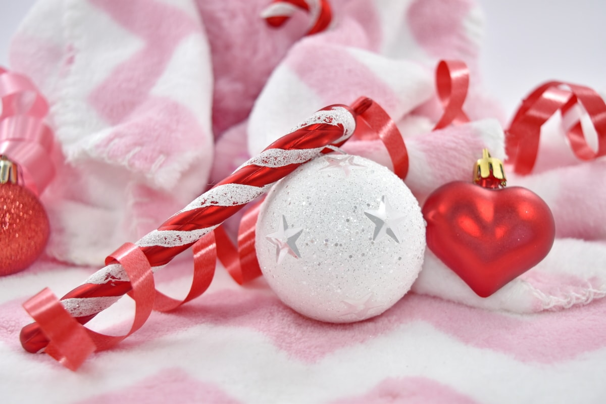 decoration, elegance, heart, love, new year, orthodox, candy, christmas, sugar, romance