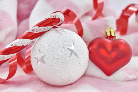 decoration, heart, new year, ornament, romance, romantic, year, love, shining, bright