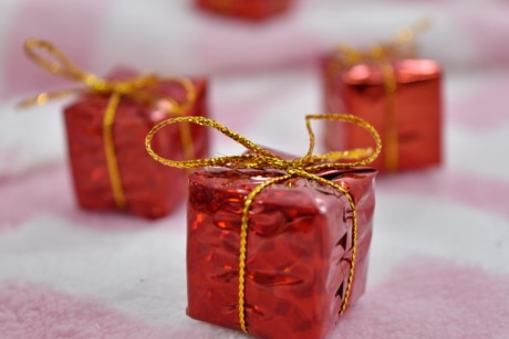 gifts, holiday, new year, russian, christmas, traditional, bright, homemade, blur, shining