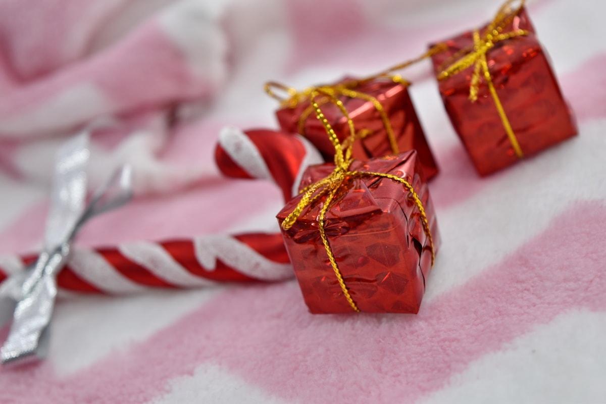 Ruso, año nuevo, vacaciones, celebración, regalo, decoración, Navidad, hilo de rosca, tradicional, boda