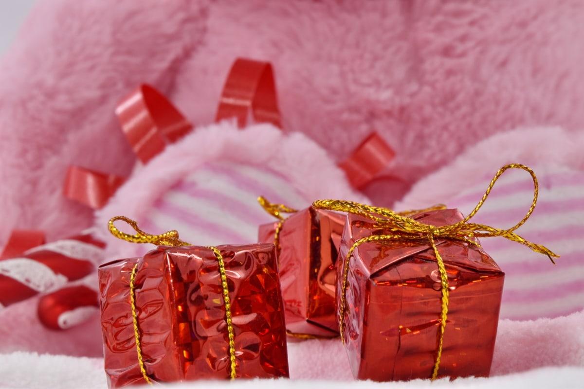 Decoration De Paquets Cadeaux image libre: anniversaire, cadeaux, paquets, surprise, d