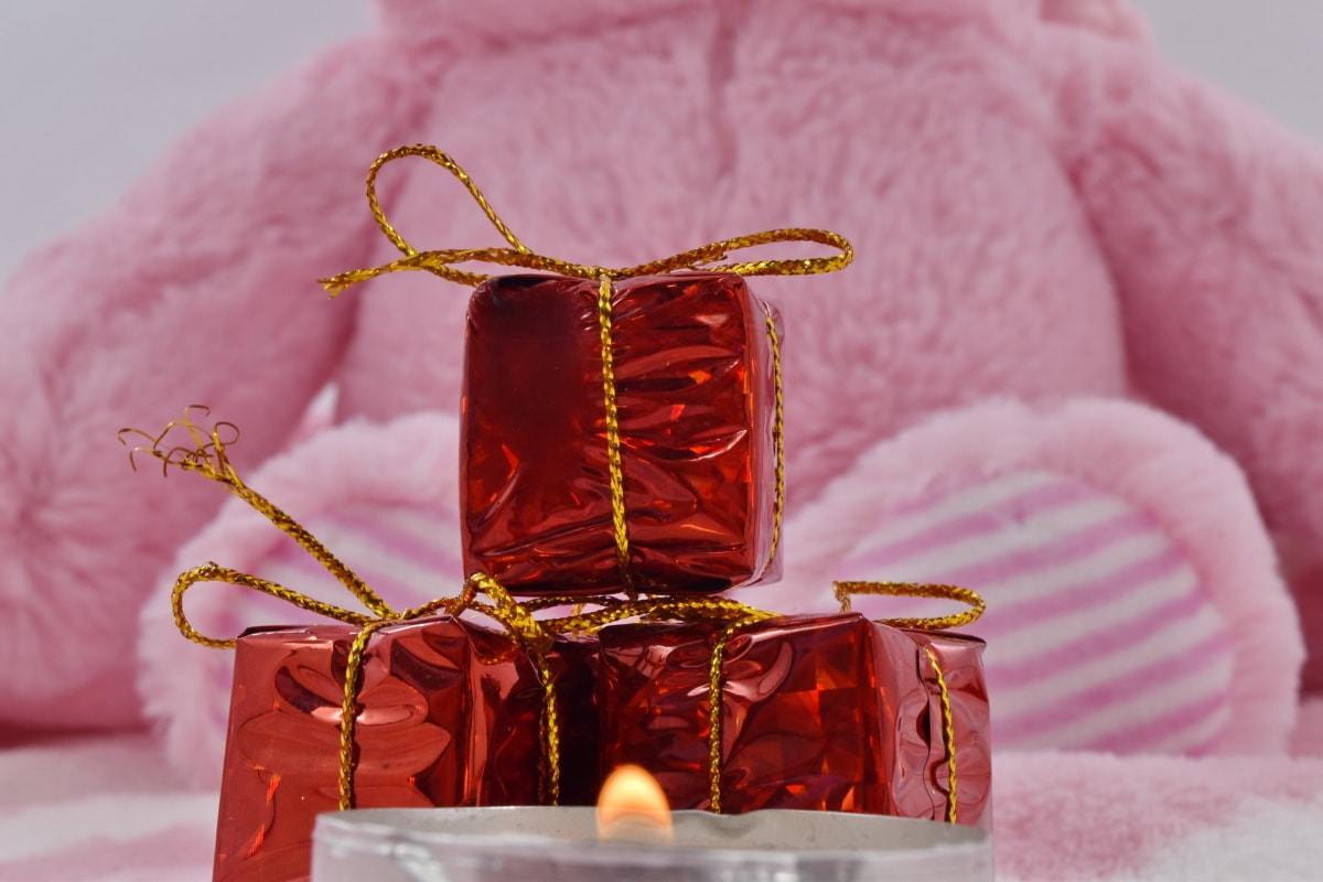 birthday, boxes, gifts, surprise, toys, candle, luxury, shining, decoration, traditional