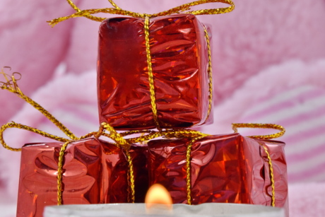 boxes, christmas, gifts, orthodox, packages, shining, celebration, decoration, bright, box