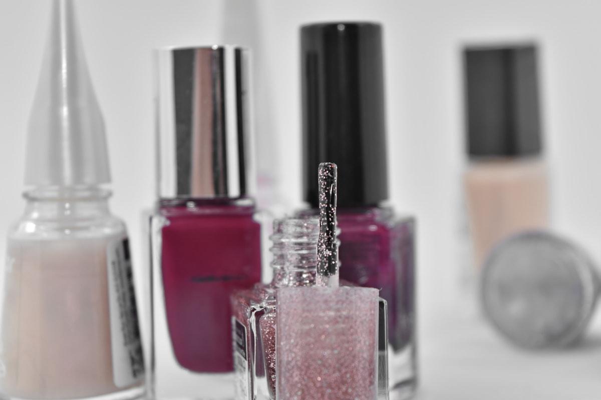 brush, cosmetic, cosmetics, polish, shining, spark, glamour, makeup, perfume, treatment