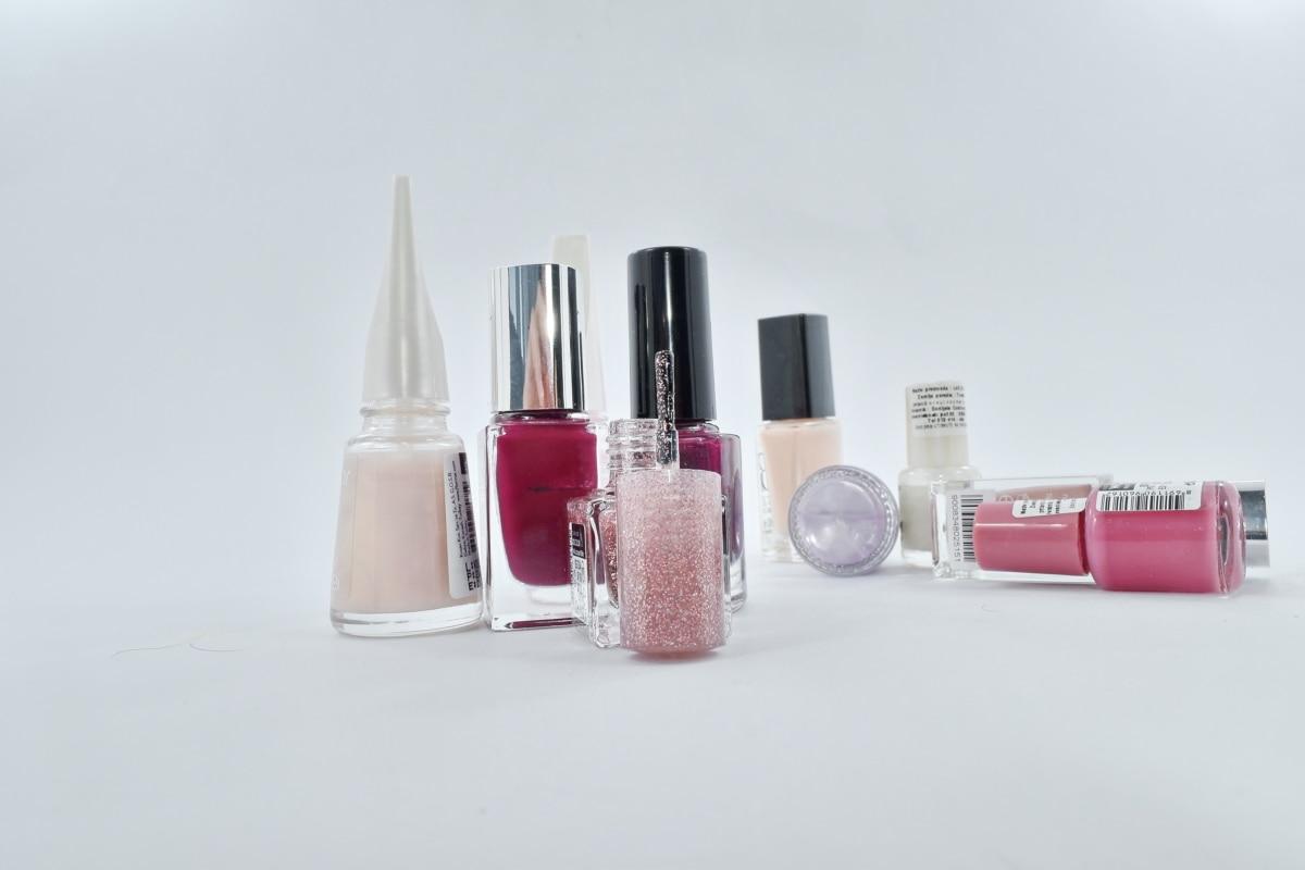accessory, brush, manicure, shining, cosmetic, cosmetics, lipstick, toiletry, perfume, treatment