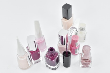 brush, colorful, cosmetics, hygiene, manicure, makeup, lipstick, cosmetic, treatment, toiletry