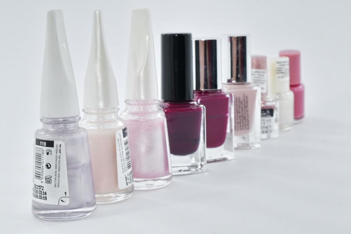 manicure, paint, treatment, cosmetics, make, care, toiletry, cosmetic, bottle, merchandise
