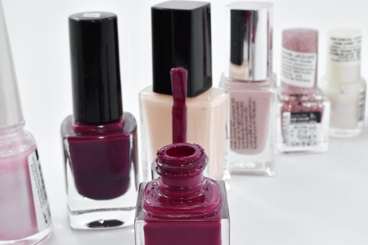 colors, manicure, paint, treatment, merchandise, fashion, glamour, nail, luxury, shining