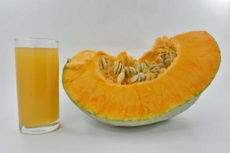 drink, pumpkin, syrup, vitamin, squash, juice, fresh, food, healthy, tropical