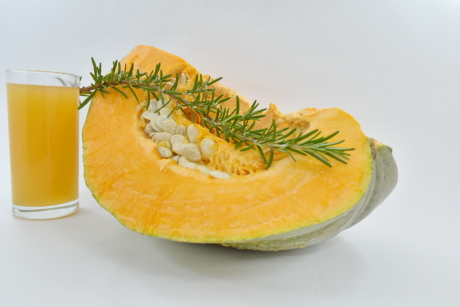 juice, pumpkin, pumpkin seed, rosemary, squash, fresh, food, vitamin, healthy, citrus