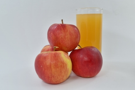 apples, fruit cocktail, fruit juice, healthy, organic, vegan, vitamins, diet, sweet, delicious