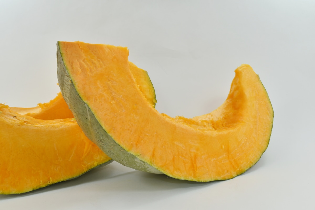 dietary, pumpkin, slices, sweet, vegetable, food, squash, nutrition, health, delicious