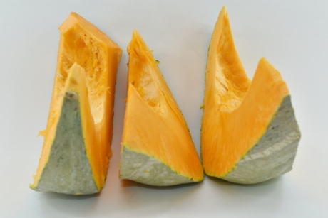 cortex, detail, orange yellow, pumpkin, slices, food, health, delicious, ingredients, nutrition