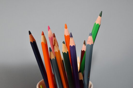colorful, crayons, group, many, pencil, education, creativity, college, drawing, art
