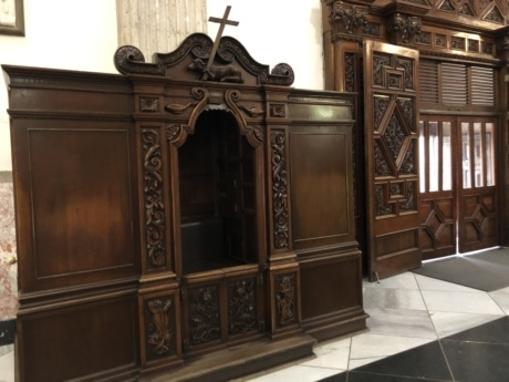 carpentry, church, heritage, interior design, wood, furniture, cabinet, indoors, architecture, door