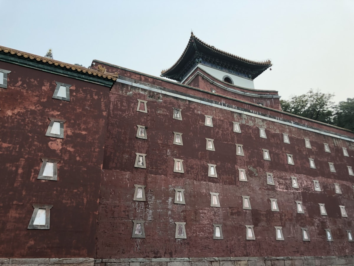 castle, China, chinese, fortification, great, medieval, palace, wall, tile, architecture