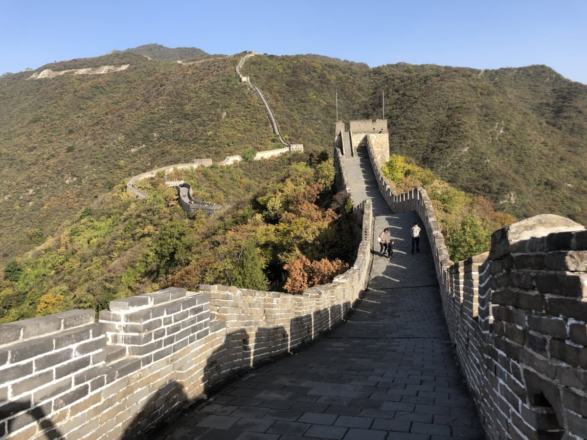 China, Chino, gran, Rampart, Turismo, Turismo, atracción turística, pared, estructura, arquitectura