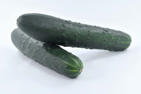 cucumber, fresh, organic, vegetable, food, produce, nature, health, nutrition, ingredients