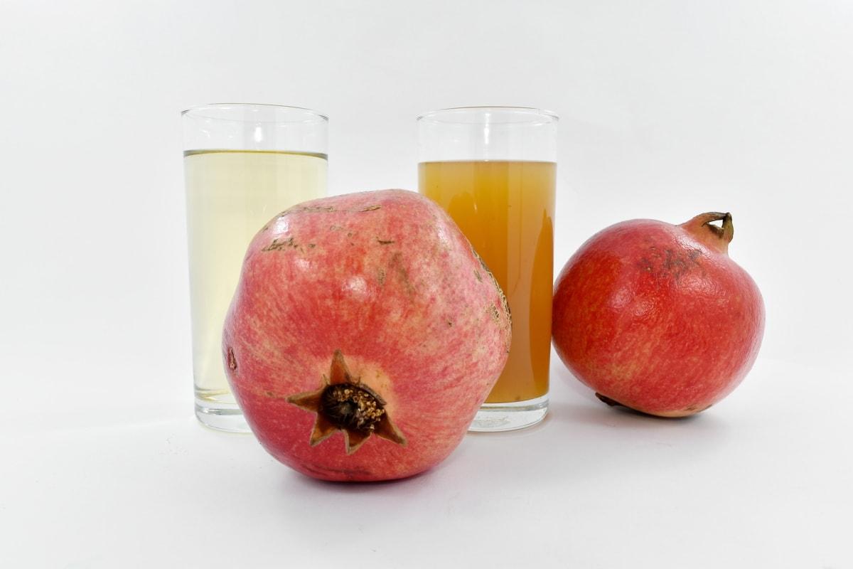 napitak, voćni koktel, voćni sok, nar, zrelo voće, sirup, sok, voće, slatko, zdravlje