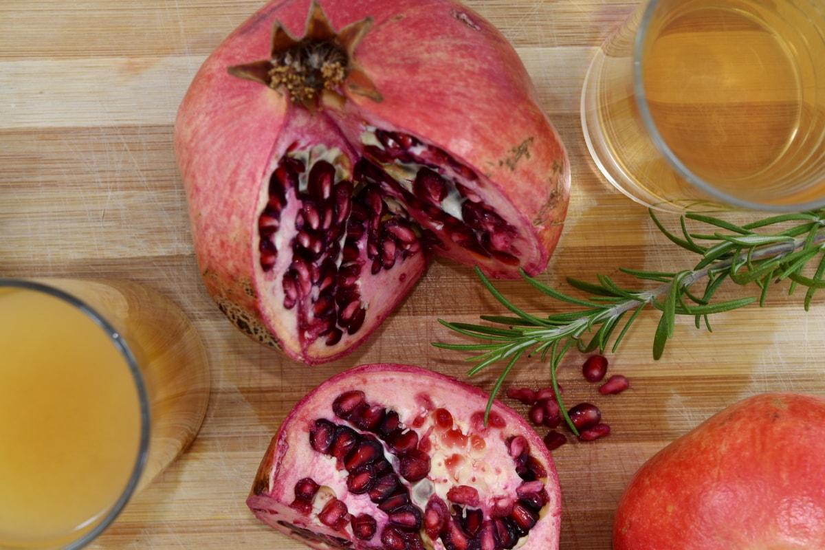 antioxidant, citrus, fruit cocktail, fruit juice, pomegranate, tropical, produce, food, fruit, health