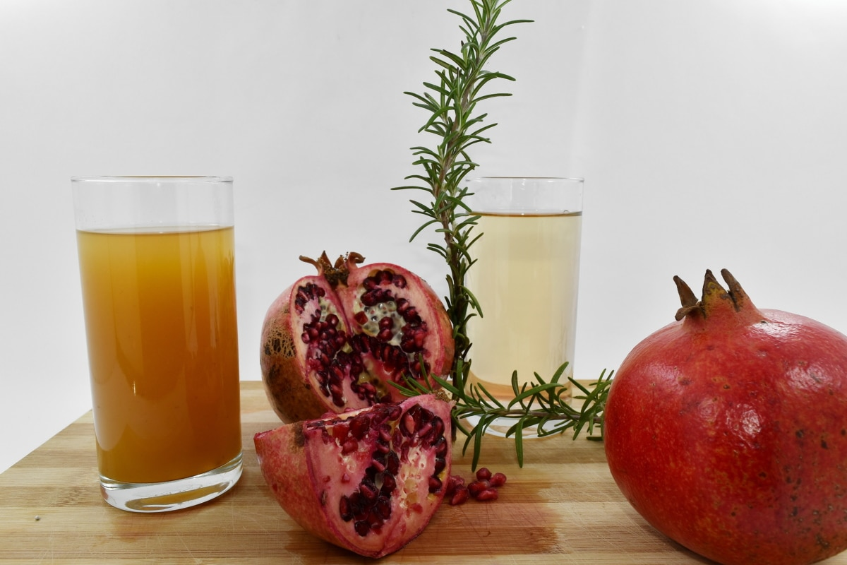 antioxidant, beverage, liquid, organic, pomegranate, syrup, health, juice, food, fruit tree