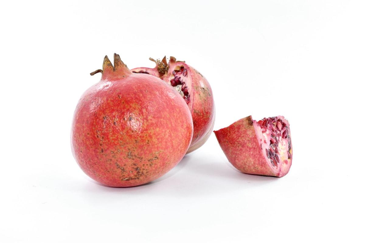 romã, produzir, frutas, dieta, saudável, doce, fresco, comida, vegetariano, nutrição