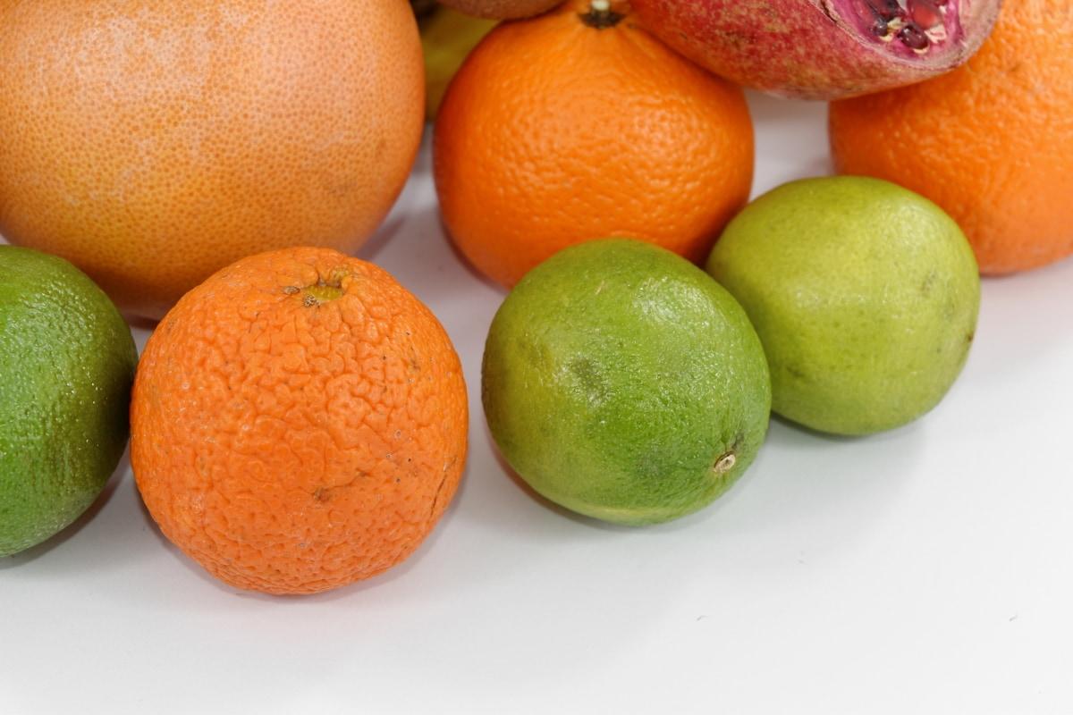 grapefruity, citron, mandarinka, vitamín, zdravé, oranžová, čerstvý, citrusové, sladké, mandarinka
