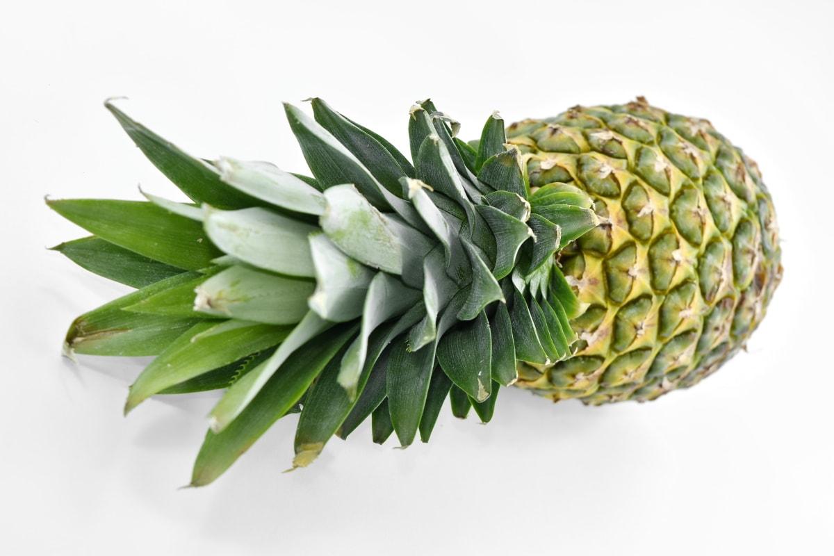 dietary, vegan, pineapple, plant, leaf, tropical, exotic, food, nutrition, vitamin