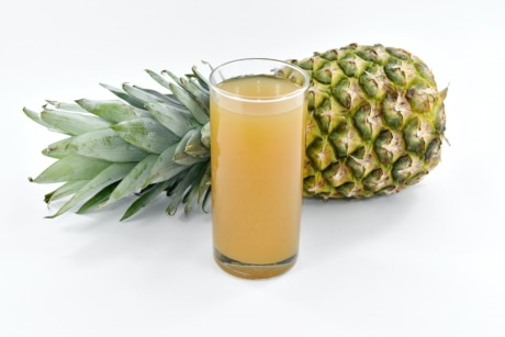 antioxidant, beverage, carbohydrate, delicious, exotic, fresh, fruit juice, liquid, pineapple, syrup