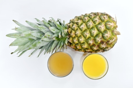 antioxidant, beverage, drink, exotic, fresh, fruit juice, pineapple, syrup, tropical, food