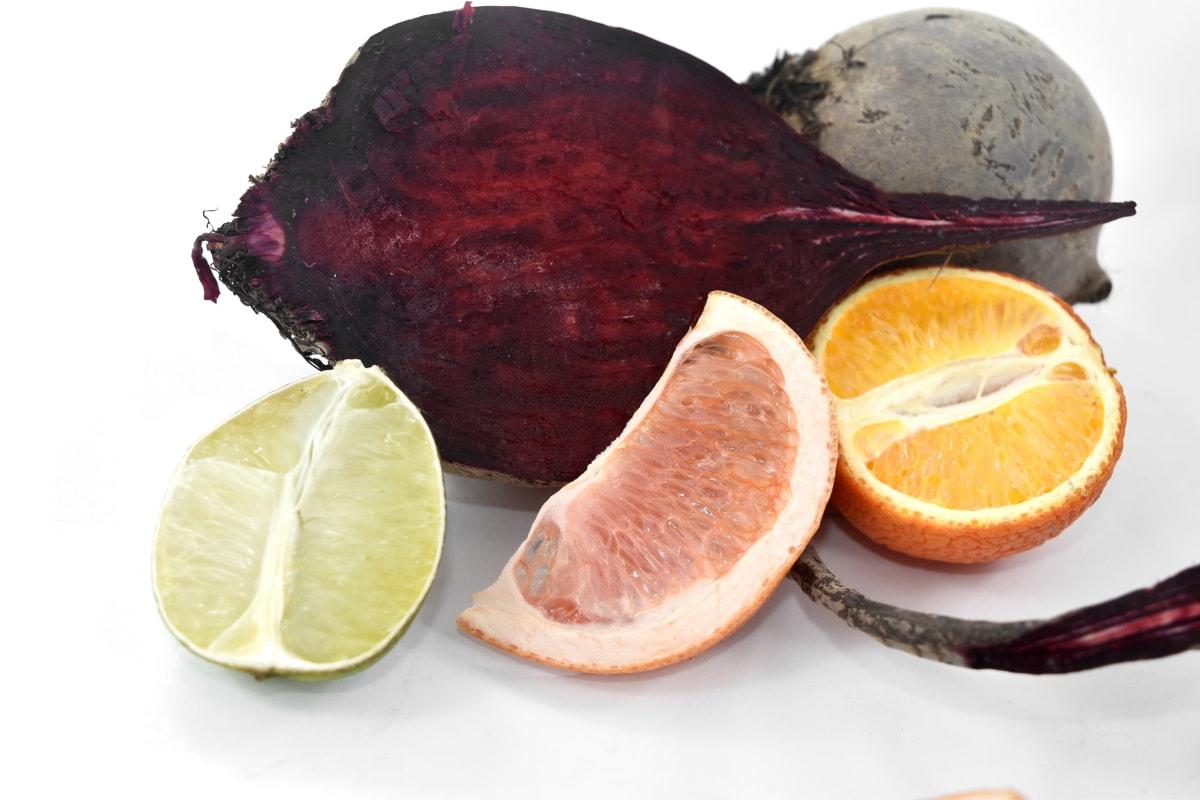 beetroot, citrus, dietary, food, grapefruit, lemon, mandarin, vegetable, diet, fresh