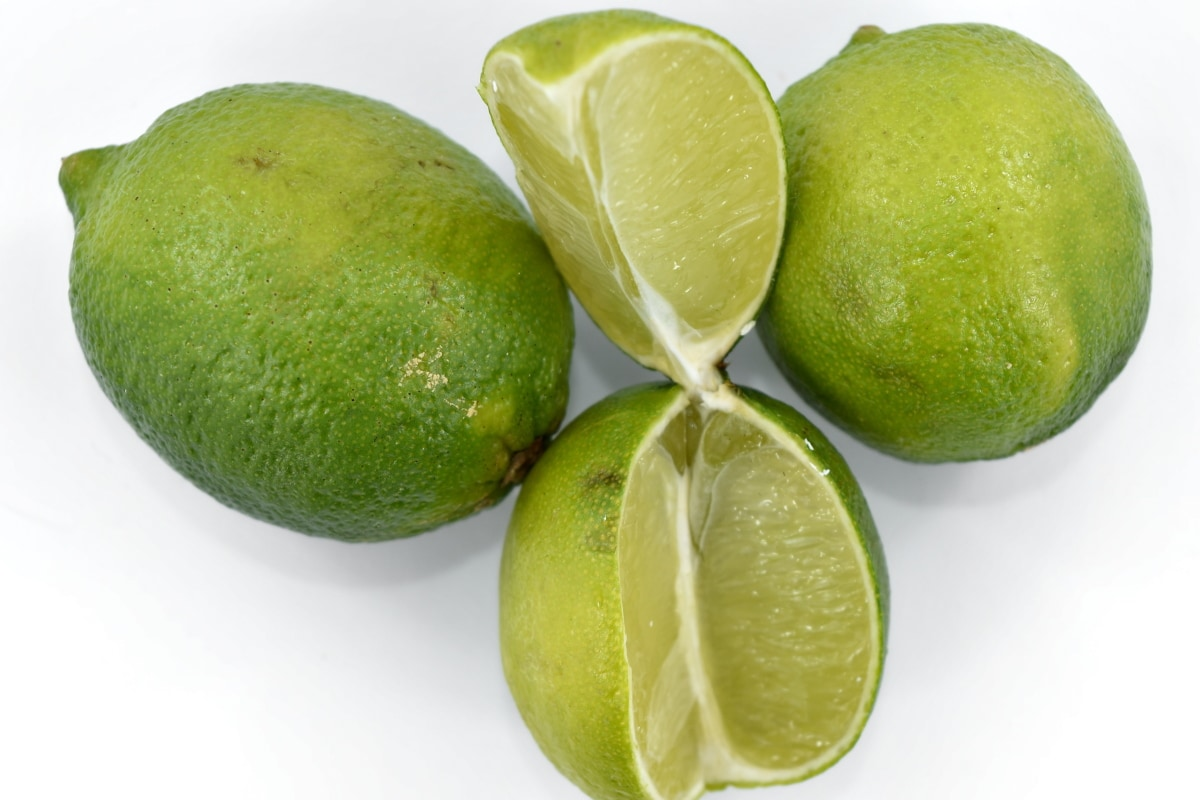 exotic, fresh, key lime, tropical, fruit, vitamin, citrus, lemon, healthy, health