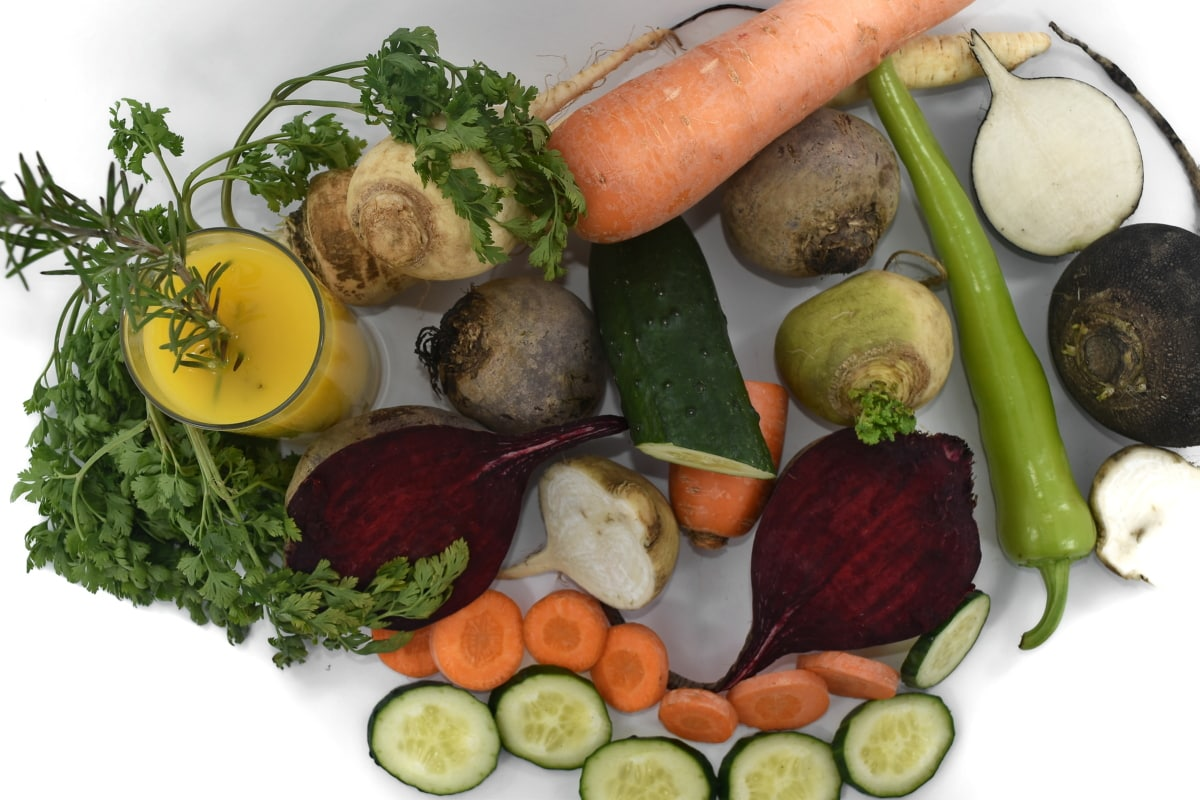 carrot, celery, cucumber, lunch, produce, vegetable, diet, dinner, healthy, fresh