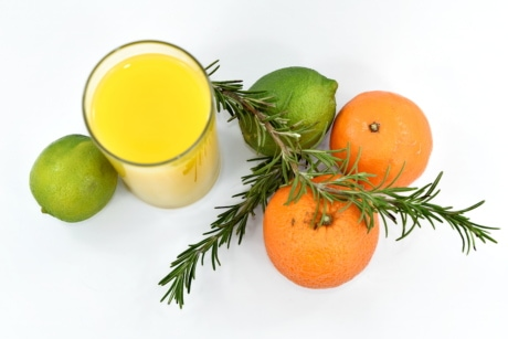 drink, fruit cocktail, key lime, lemon, lemonade, oranges, juice, tangerine, citrus, healthy
