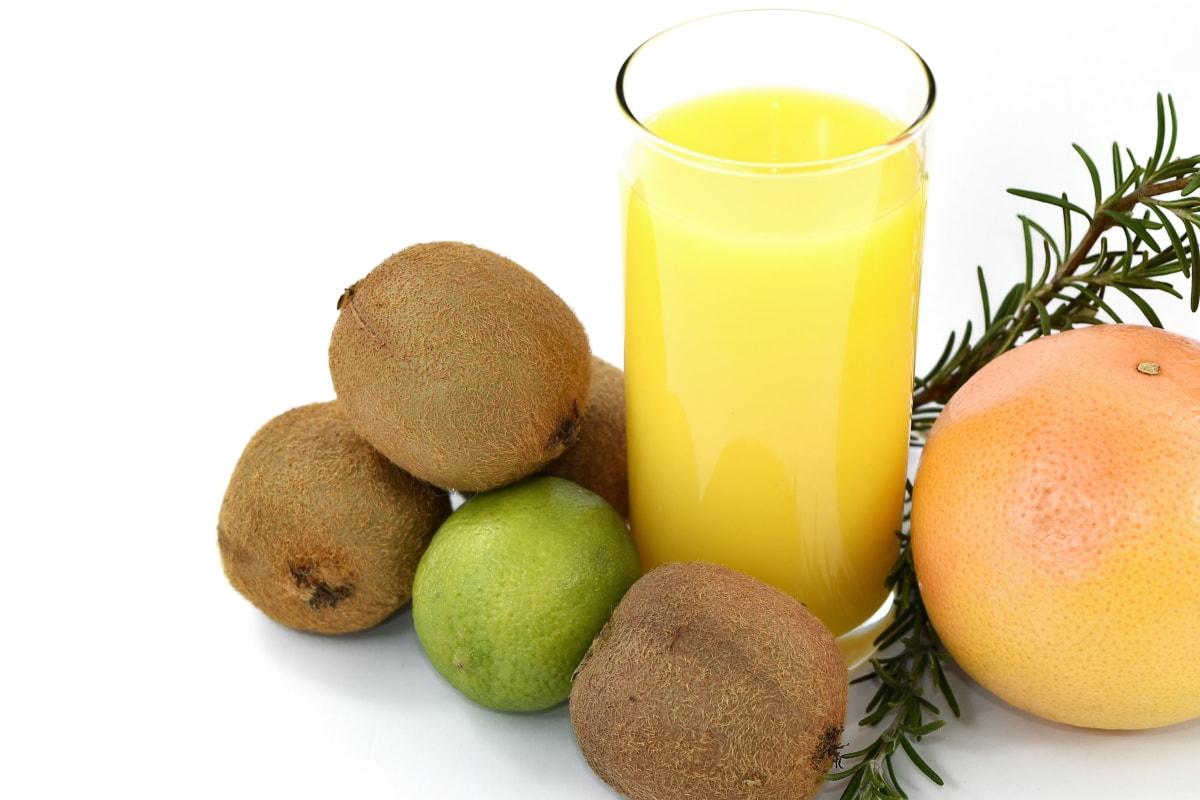 nápoj, nápoj, ovoce, ovocná šťáva, Kiwi, organický, šťáva, citrusové, jídlo, zdraví